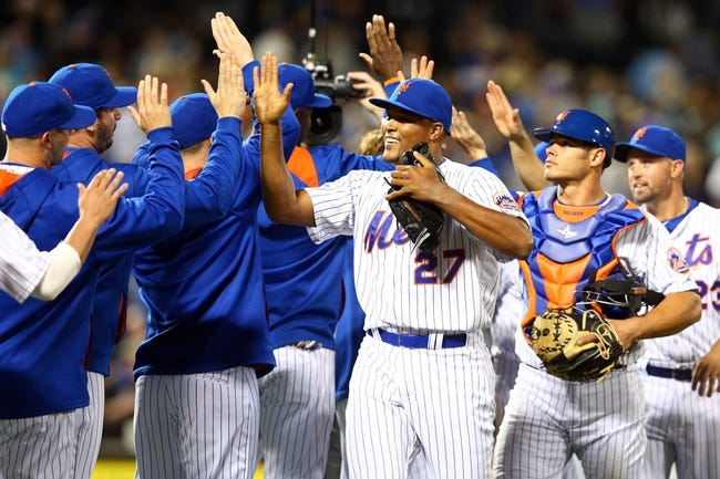 New York Mets vs. Miami Marlins - 4/18/15 MLB Pick, Odds, and Prediction