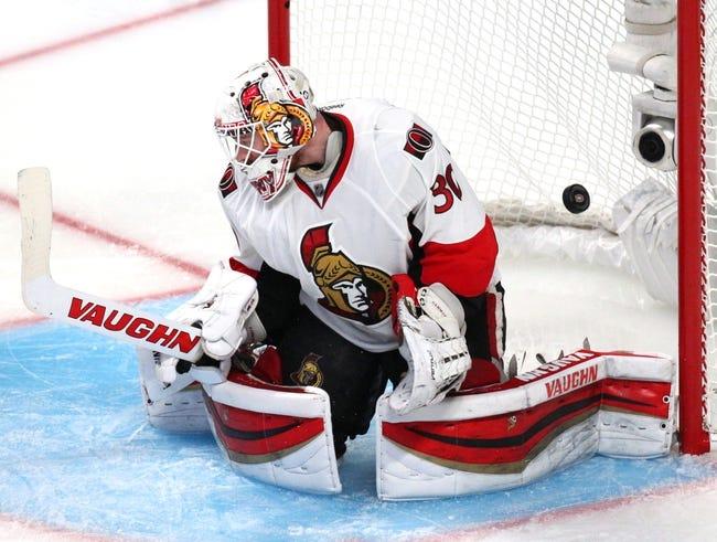 Montreal Canadiens at Ottawa Senators- 4/19/15 NHL Pick, Odds, and Prediction
