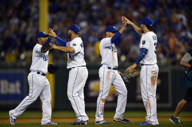 MLB | Oakland Athletics (5-5) at Kansas City Royals (7-2)