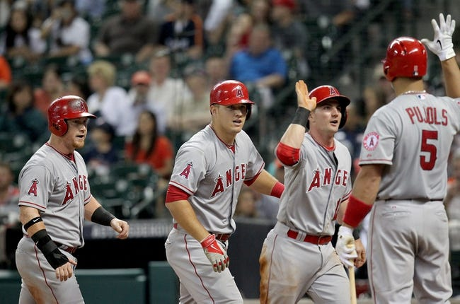 Astros vs. Angels - 4/18/15 MLB Pick, Odds, and Prediction