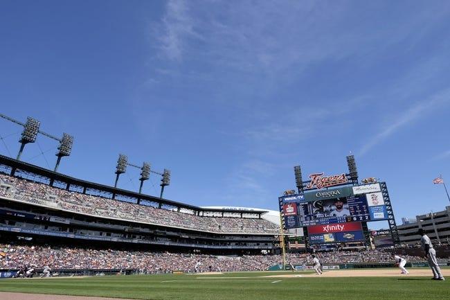 MLB | Chicago White Sox (3-6) at Detroit Tigers (9-1)