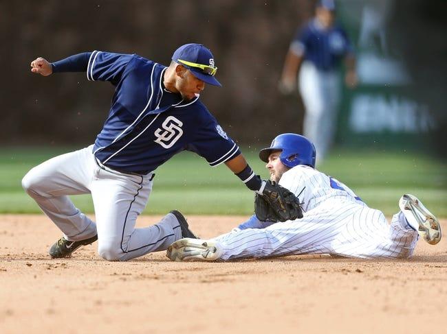 Padres vs. Cubs - 5/19/15 MLB Pick, Odds, and Prediction