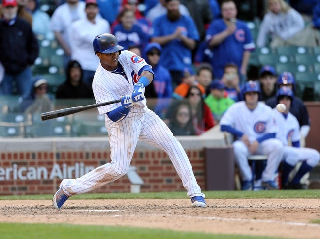 Chicago Cubs vs. San Diego Padres - 4/19/15 MLB Pick, Odds, and Prediction