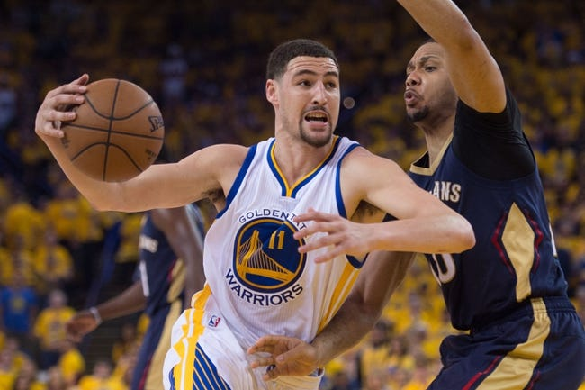 Pelicans at Warriors - 4/20/15 NBA Pick, Odds, and Prediction