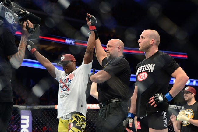 Glover Teixeira vs. Ovince Saint Preux MMA Pick, Preview, Odds, Prediction - 8/8/15