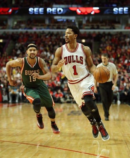 Chicago Bulls vs. Milwaukee Bucks - 4/20/15 NBA Pick, Odds, and Prediction