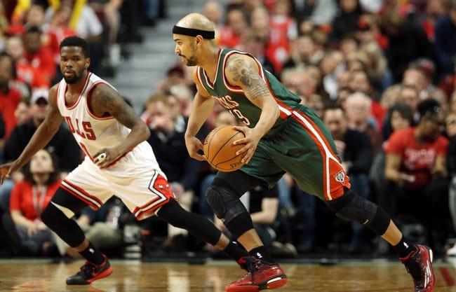 Bucks at Bulls - 4/20/15 NBA Pick, Odds, and Prediction