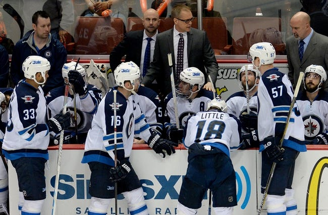 Anaheim Ducks at Winnipeg Jets- 4/20/15 NHL Pick, Odds, and Prediction