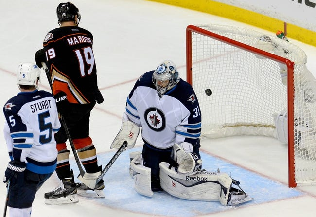 Ducks at Jets - 4/20/15 NHL Pick, Odds, and Prediction