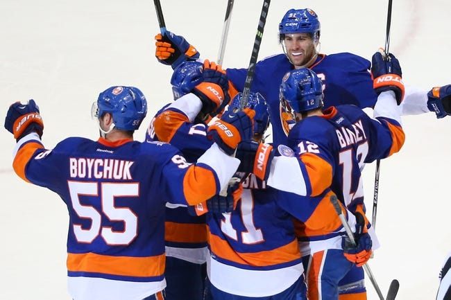 Washington Capitals at New York Islanders- 4/21/15 NHL Pick, Odds, and Prediction