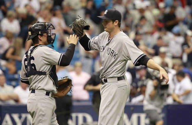MLB | Tampa Bay Rays (11-8) at New York Yankees (10-8)