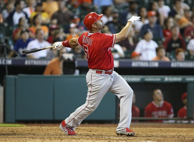 Angels vs. Astros - 5/7/15 MLB Pick, Odds, and Prediction