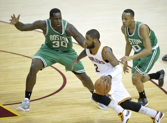 Celtics at Cavaliers - 4/21/15 NBA Pick, Odds, and Prediction