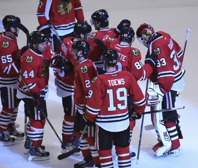 Nashville Predators at Chicago Blackhawks - 4/21/15 NHL Pick, Odds, and Prediction