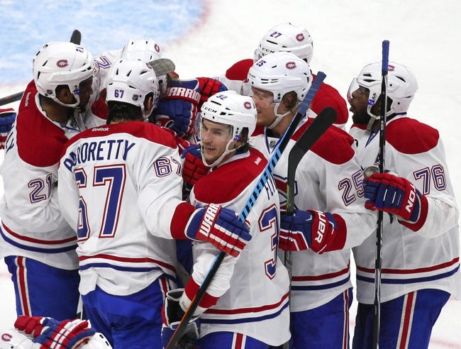 Montreal Canadiens at Ottawa Senators - 4/22/15 NHL Pick, Odds, and Prediction