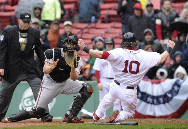 Orioles vs. Red Sox - 4/24/15 MLB Pick, Odds, and Prediction