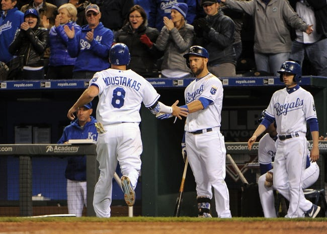 Kansas City Royals vs. Minnesota Twins - 4/21/15 MLB Pick, Odds, and Prediction
