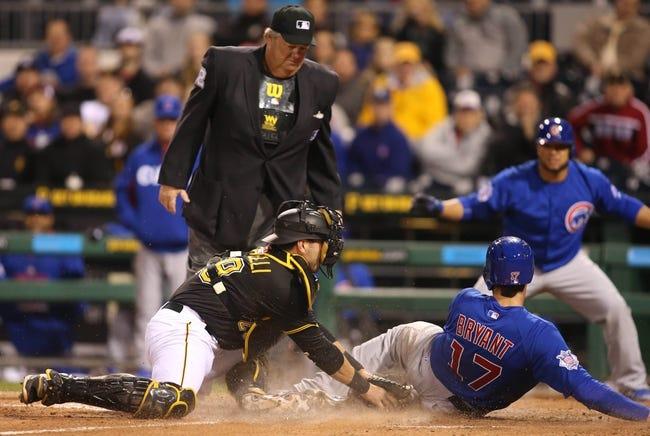 Pirates vs. Cubs - 4/23/15 MLB Pick, Odds, and Prediction