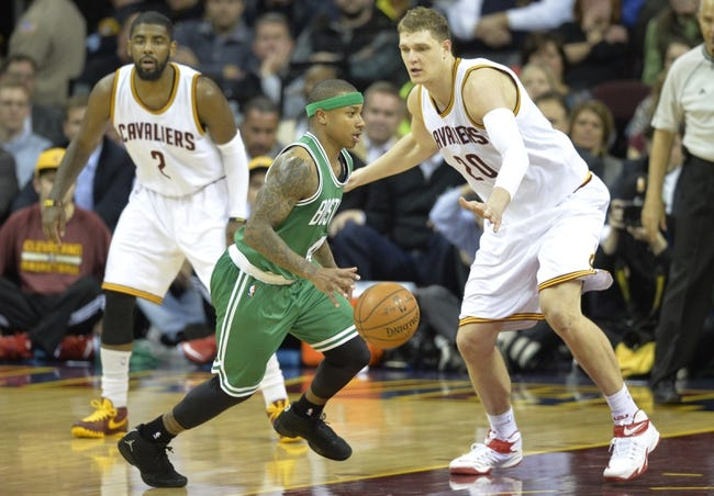 Cavaliers at Celtics - 4/23/15 NBA Pick, Odds, and Prediction