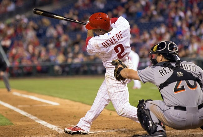 Phillies vs. Marlins - 4/23/15 MLB Pick, Odds, and Prediction