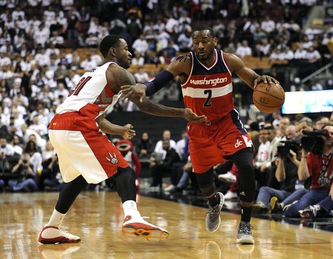 Washington Wizards vs. Toronto Raptors - 4/24/15 NBA Pick, Odds, and Prediction