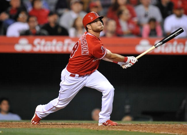 Angels vs. Oakland A's - 4/22/15 MLB Pick, Odds, and Prediction