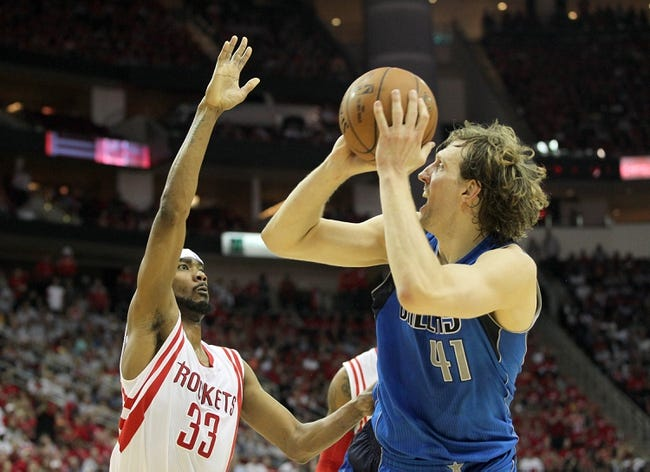 Dallas Mavericks vs. Houston Rockets - 4/24/15 NBA Pick, Odds, and Prediction