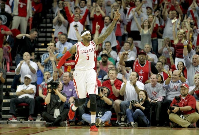 Rockets at Mavericks - 4/24/15 NBA Pick, Odds, and Prediction