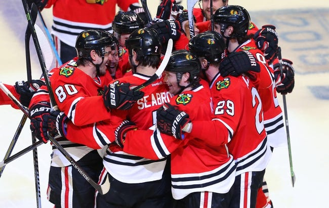 Nashville Predators vs. Chicago Blackhawks - 4/23/15 NHL Pick, Odds, and Prediction