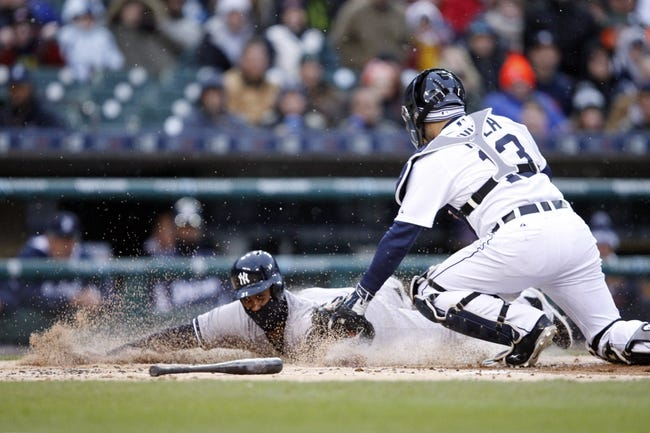 Tigers vs. Yankees - 4/23/15 MLB Pick, Odds, and Prediction