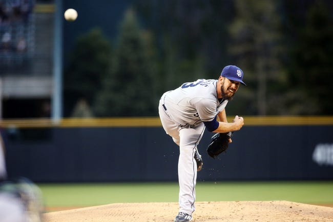 Padres vs. Astros - 4/27/15 MLB Pick, Odds, and Prediction