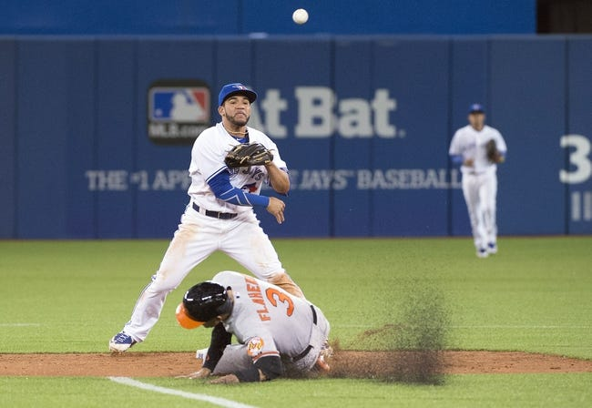 MLB | Baltimore Orioles (7-7) at Toronto Blue Jays (7-7)