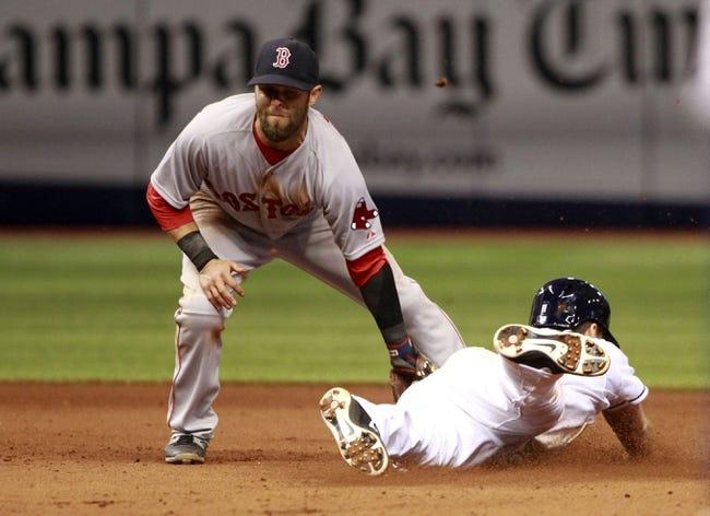 Tampa Bay Rays vs. Boston Red Sox - 4/23/15 MLB Pick, Odds, and Prediction