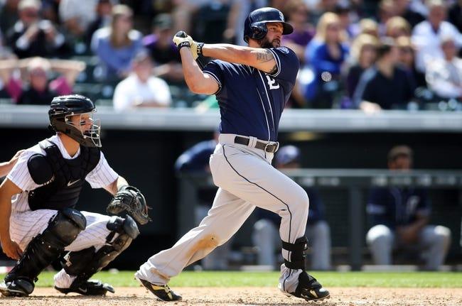 Rockies at Padres - 5/1/15 MLB Pick, Odds, and Prediction