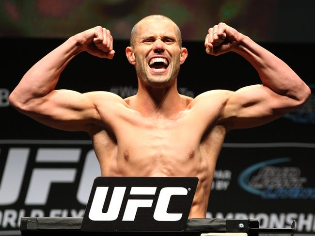 Chad Laprise vs. Francisco Trinaldo MMA Pick, Preview, Odds, Prediction - 8/23/15