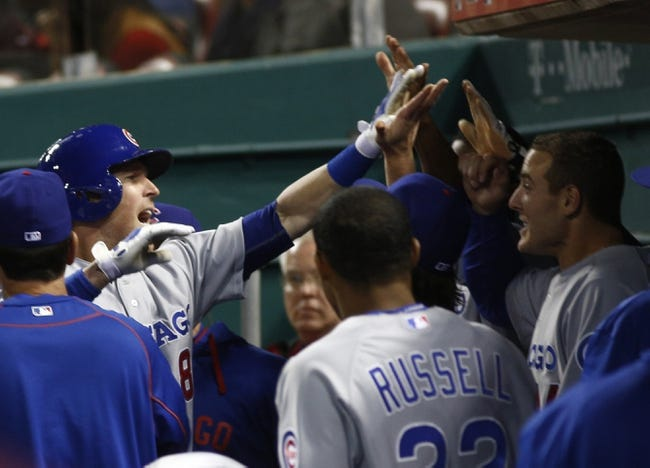 Reds vs. Cubs - 4/25/15 MLB Pick, Odds, and Prediction