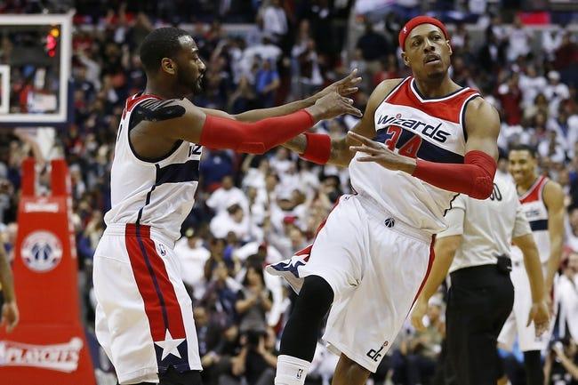 Washington Wizards vs. Toronto Raptors - 4/26/15 NBA Pick, Odds, and Prediction