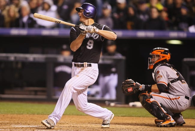 Rockies vs. Giants - 4/25/15 MLB Pick, Odds, and Prediction