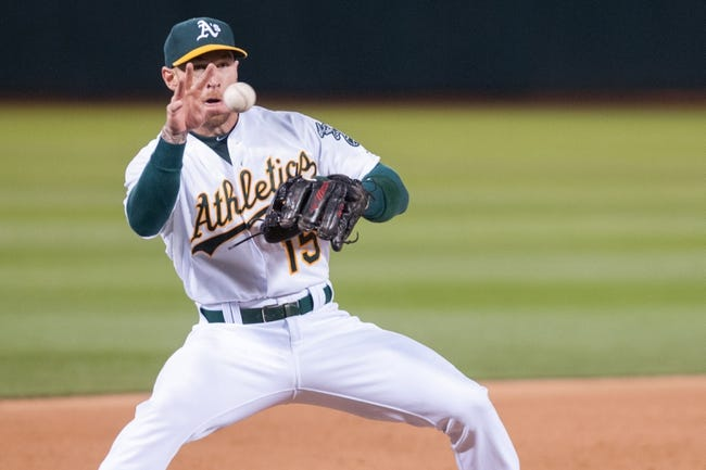 Athletics vs. Astros - 4/25/15 MLB Pick, Odds, and Prediction