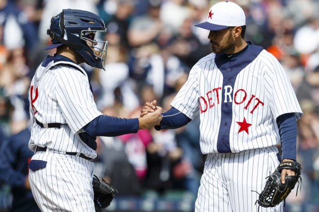 MLB | Cleveland Indians (6-10) at Detroit Tigers (12-6)