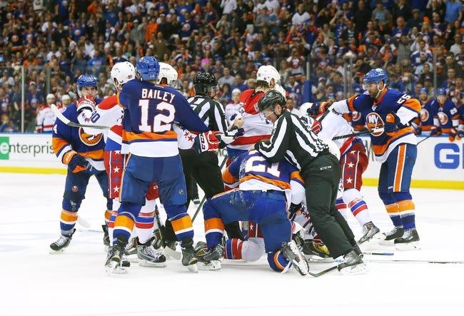New York Islanders at Washington Capitals- 4/27/15 NHL Pick, Odds, and Prediction