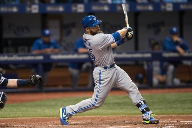Rays vs. Blue Jays - 4/26/15 MLB Pick, Odds, and Prediction