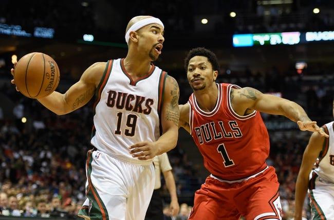 Chicago Bulls vs. Milwaukee Bucks - 4/27/15 NBA Pick, Odds, and Prediction