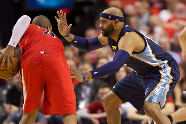 Grizzlies at Trail Blazers - 4/27/15 NBA Pick, Odds, and Prediction