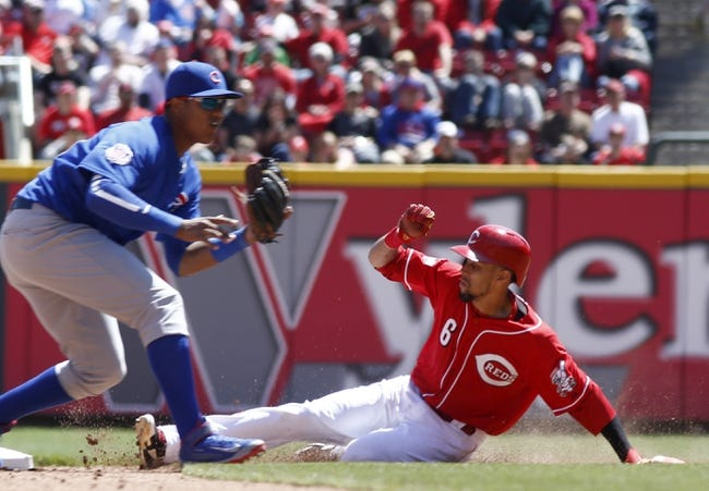 Reds at Cubs - 6/11/15 MLB Pick, Odds, and Prediction