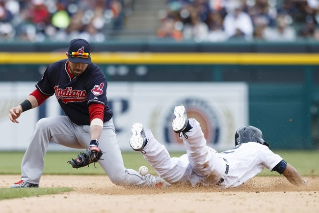 Detroit Tigers vs. Cleveland Indians - 6/13/15 MLB Pick, Odds, and Prediction