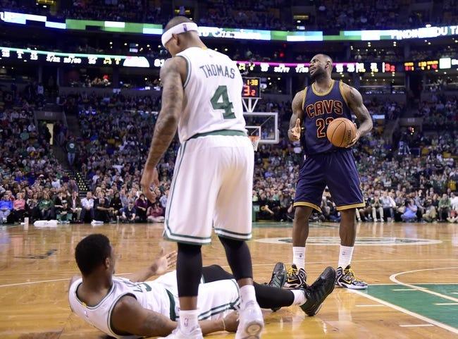 Boston Celtics vs. Cleveland Cavaliers - 12/15/15 NBA Pick, Odds, and Prediction