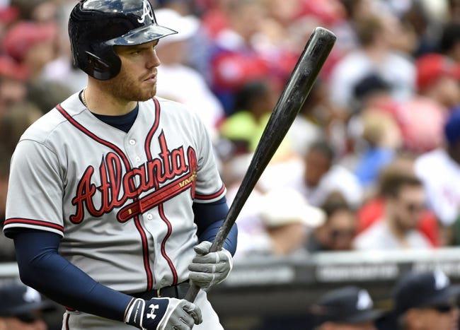 Braves vs. Phillies - 5/4/15 MLB Pick, Odds, and Prediction