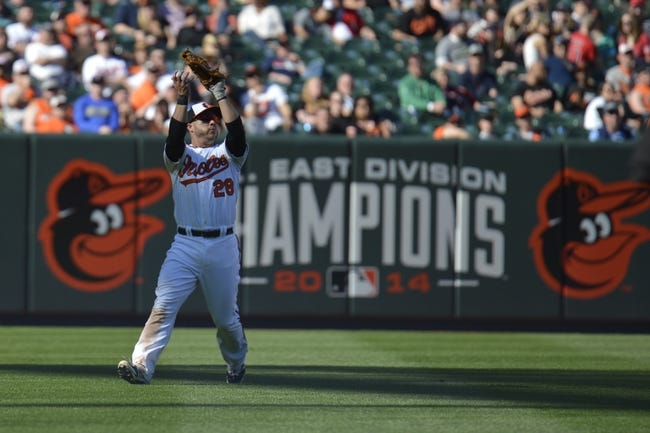 Baltimore Orioles vs. Boston Red Sox - 6/9/15 MLB Pick, Odds, and Prediction
