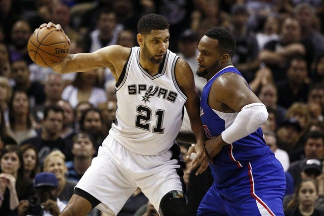Los Angeles Clippers vs. San Antonio Spurs - 4/28/15 NBA Pick, Odds, and Prediction